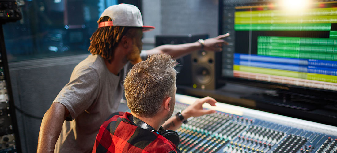Websites for gay music producers
